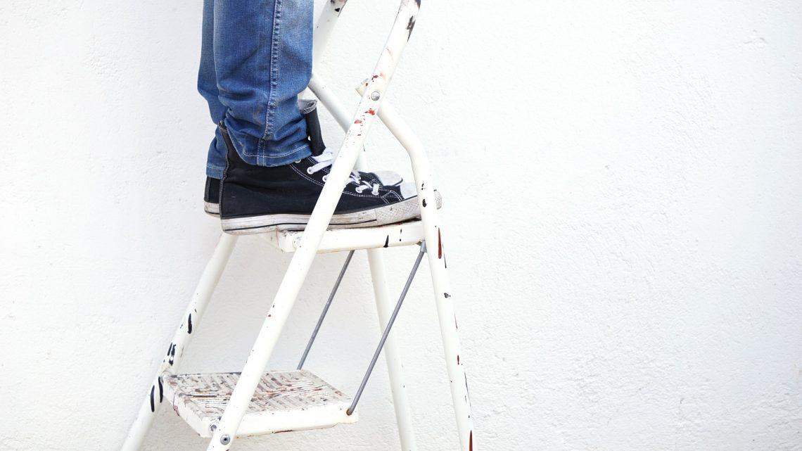 Een nieuwe verflaag verzorgd de uitstraling van uw woning of pand